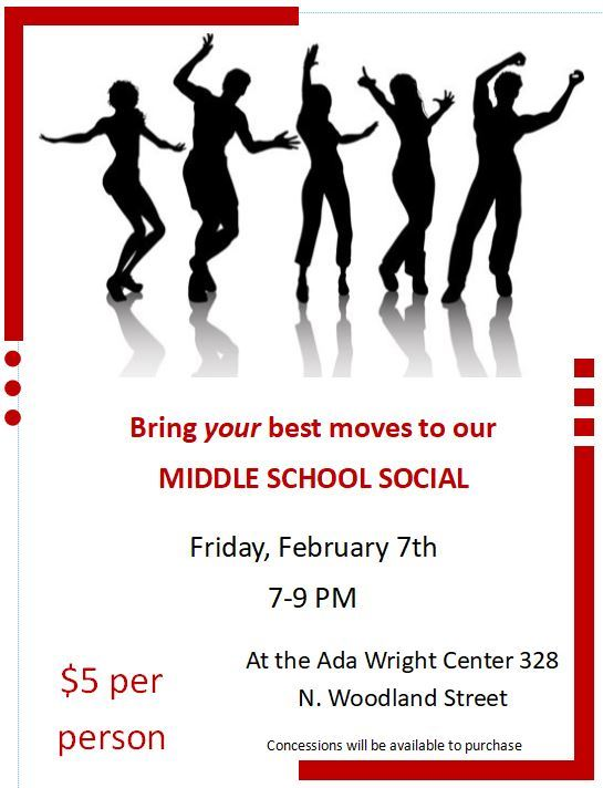 Middle School Social